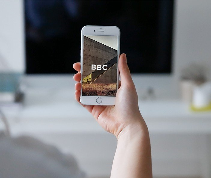 Media-based user experience BBC